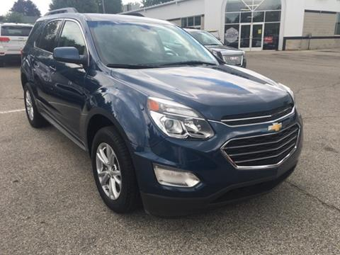 2016 Chevrolet Equinox for sale in Fremont MI