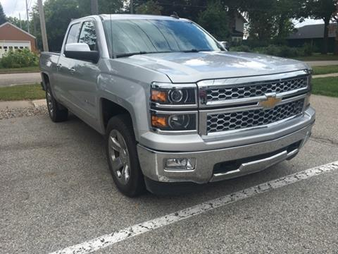 2015 Chevrolet Silverado 1500 for sale in Fremont MI