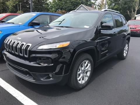 2018 Jeep Cherokee for sale in Fremont MI