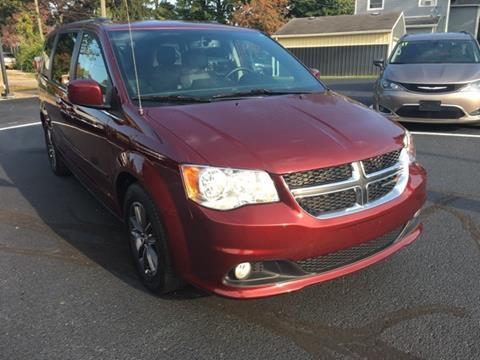 2017 Dodge Grand Caravan for sale in Fremont, MI