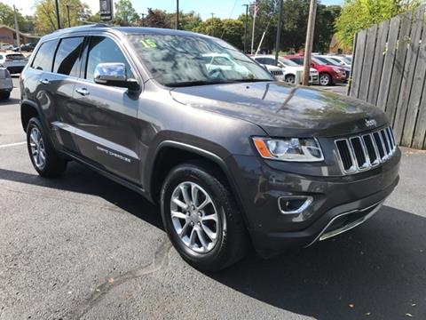 2015 Jeep Grand Cherokee for sale in Fremont MI