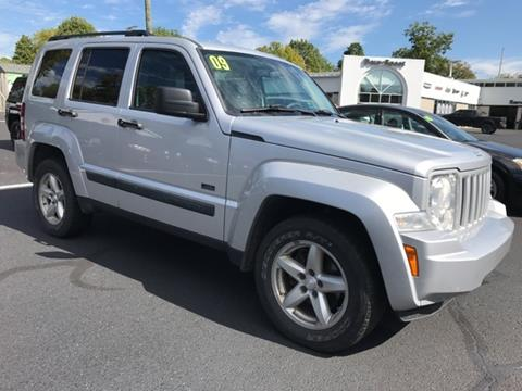 2009 Jeep Liberty for sale in Fremont MI
