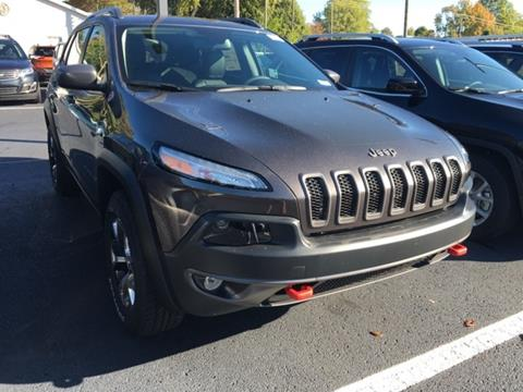 2018 Jeep Cherokee for sale in Fremont, MI