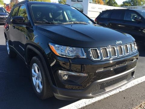 2018 Jeep Compass for sale in Fremont, MI