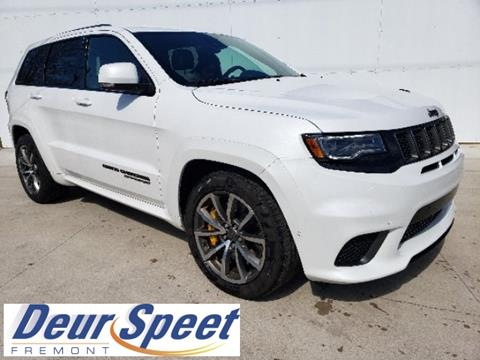 2018 Jeep Grand Cherokee for sale in Fremont, MI