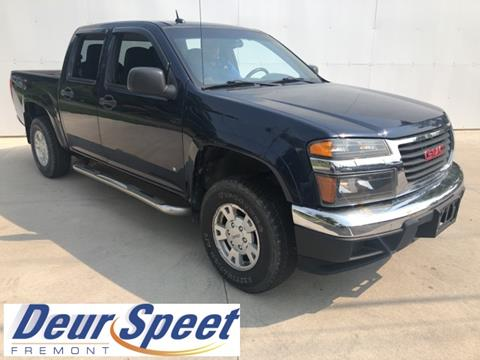 2008 GMC Canyon for sale in Fremont, MI