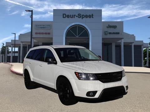 2017 Dodge Journey for sale in Fremont, MI