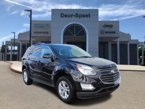 2017 Chevrolet Equinox for sale in Fremont, MI