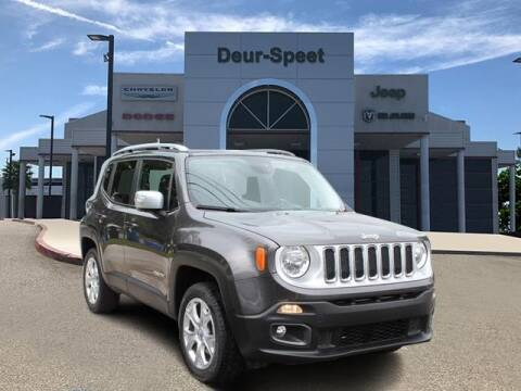 2016 Jeep Renegade for sale in Fremont, MI