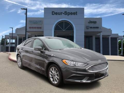 2017 Ford Fusion for sale in Fremont, MI