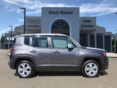 2017 Jeep Renegade for sale in Fremont, MI