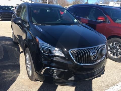 2017 Buick Envision for sale in Fremont MI