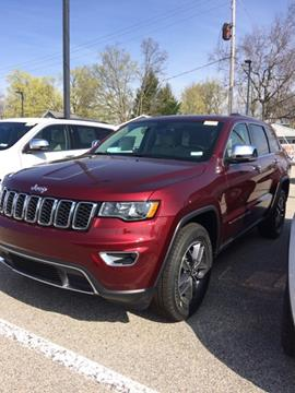 2017 Jeep Grand Cherokee for sale in Fremont MI