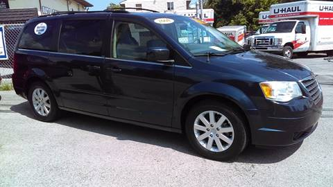 2008 Chrysler Town and Country for sale in Ellwood City, PA