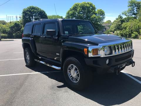 2007 HUMMER H3 for sale in Peabody, MA