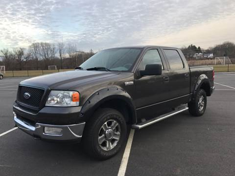 2005 Ford F-150 for sale in Peabody, MA