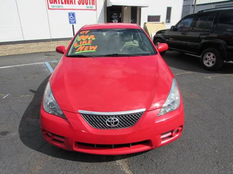 2007 Toyota Camry Solara for sale in Indianapolis, IN