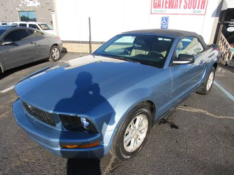 2007 Ford Mustang II for sale in Indianapolis, IN