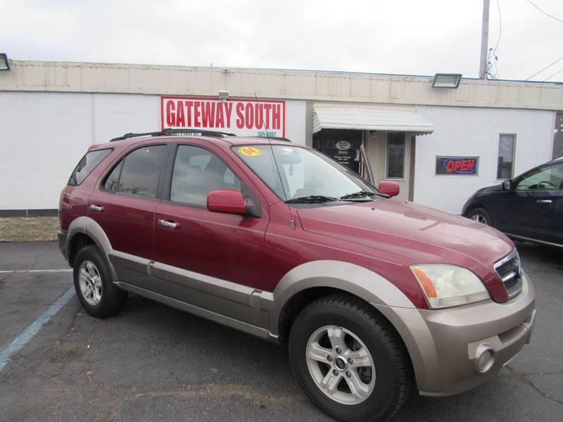 2004 Kia Sorento For Sale At Gateway South In Indianapolis IN