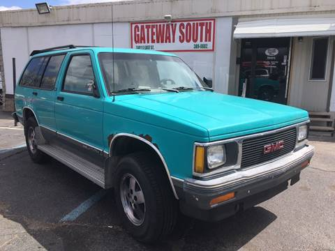 1992 GMC Jimmy for sale in Indianapolis, IN