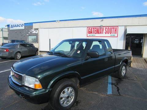 2003 GMC Sonoma for sale in Indianapolis, IN