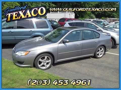 2008 Subaru Legacy for sale in Guilford, CT