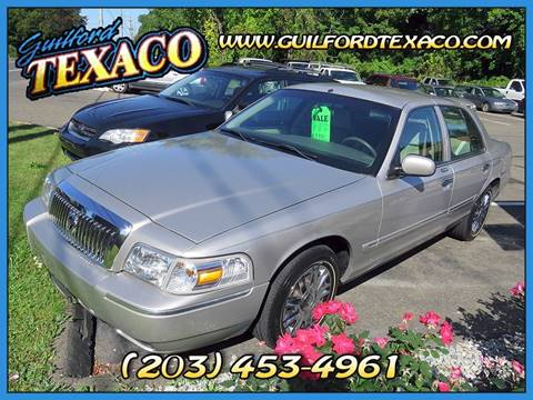 2007 Mercury Grand Marquis for sale in Guilford, CT