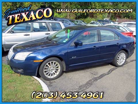 2007 Mercury Milan for sale at GUILFORD TEXACO in Guilford CT