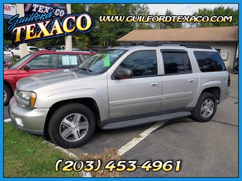 2005 Chevrolet TrailBlazer EXT for sale in Guilford, CT