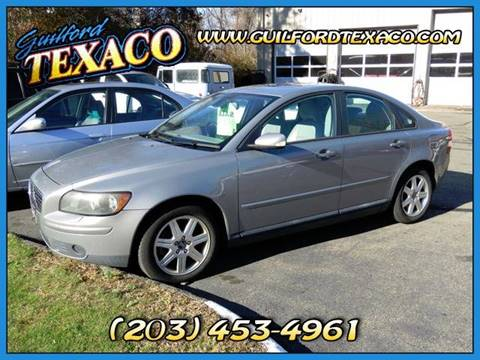 2004 Volvo S40 for sale at GUILFORD TEXACO in Guilford CT