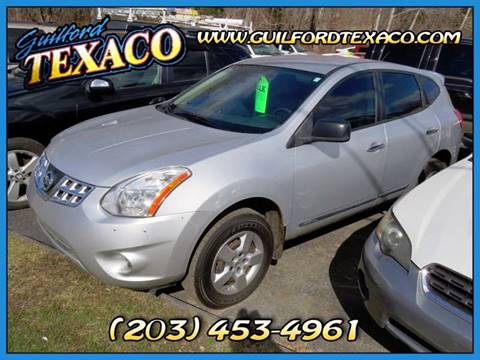 2011 Nissan Rogue for sale at GUILFORD TEXACO in Guilford CT