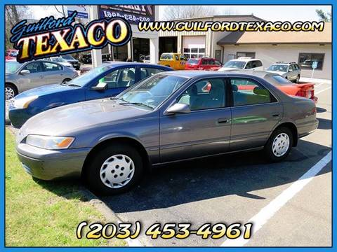 1998 Toyota Camry for sale at GUILFORD TEXACO in Guilford CT