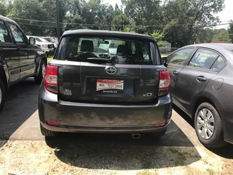 2008 Scion xD for sale in Atlanta, GA