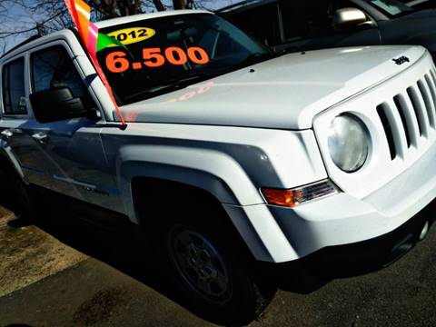 2012 Jeep Patriot for sale in Atlanta, GA