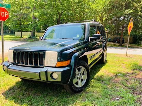 2006 Jeep Commander for sale in Atlanta, GA