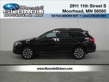 2017 Subaru Outback for sale in Moorhead, MN