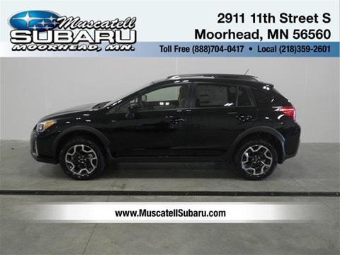 2017 Subaru Crosstrek for sale in Moorhead, MN