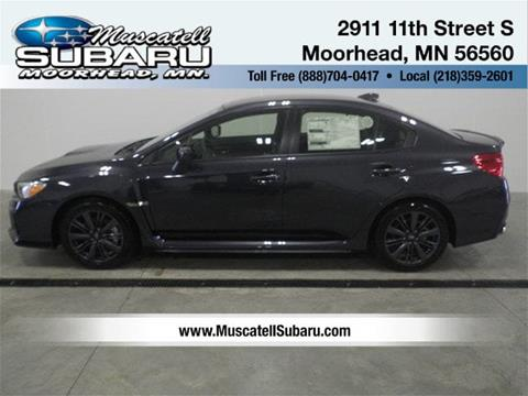 2018 Subaru WRX for sale in Moorhead, MN
