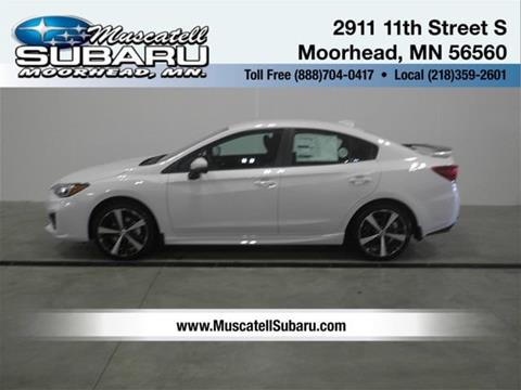 2018 Subaru Impreza for sale in Moorhead, MN