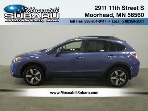 2014 Subaru XV Crosstrek for sale in Moorhead, MN
