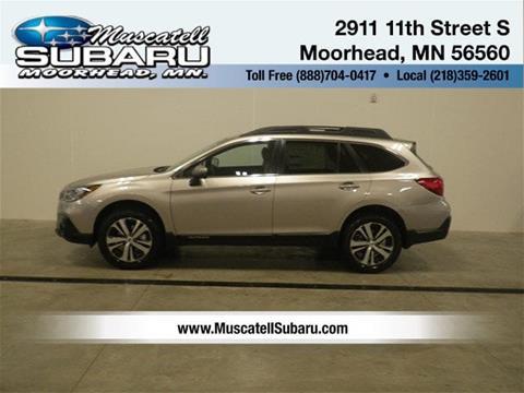 2018 Subaru Outback for sale in Moorhead, MN