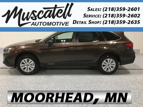 2019 Subaru Outback for sale in Moorhead, MN