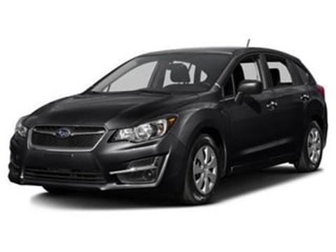 2016 Subaru Impreza for sale in Moorhead, MN