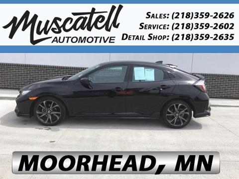 2017 Honda Civic for sale in Moorhead, MN