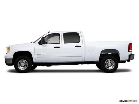2010 GMC Sierra 2500HD for sale in Moorhead, MN