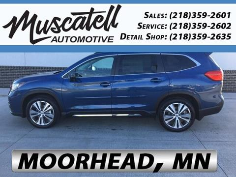 2020 Subaru Ascent for sale in Moorhead, MN