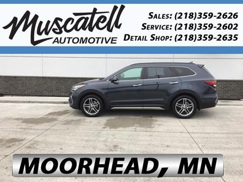 2019 Hyundai Santa Fe XL for sale in Moorhead, MN