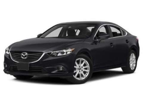 2015 Mazda MAZDA6 i Touring for sale at MUSCATELL SUBARU in Moorhead MN