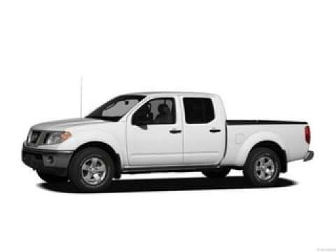 2012 Nissan Frontier for sale at MUSCATELL SUBARU in Moorhead MN