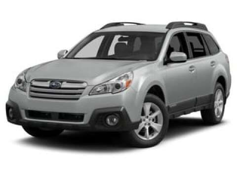 2014 Subaru Outback 2.5i Premium for sale at MUSCATELL SUBARU in Moorhead MN